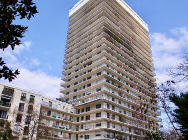 Immeuble habitation